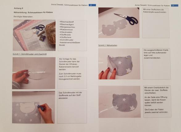 Pfote drauf-Tierhilfe e.V. Trier,Benefizaktion, Katzenkissen